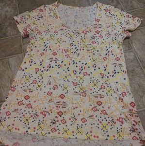 Soft multicolored Lularoe Irma